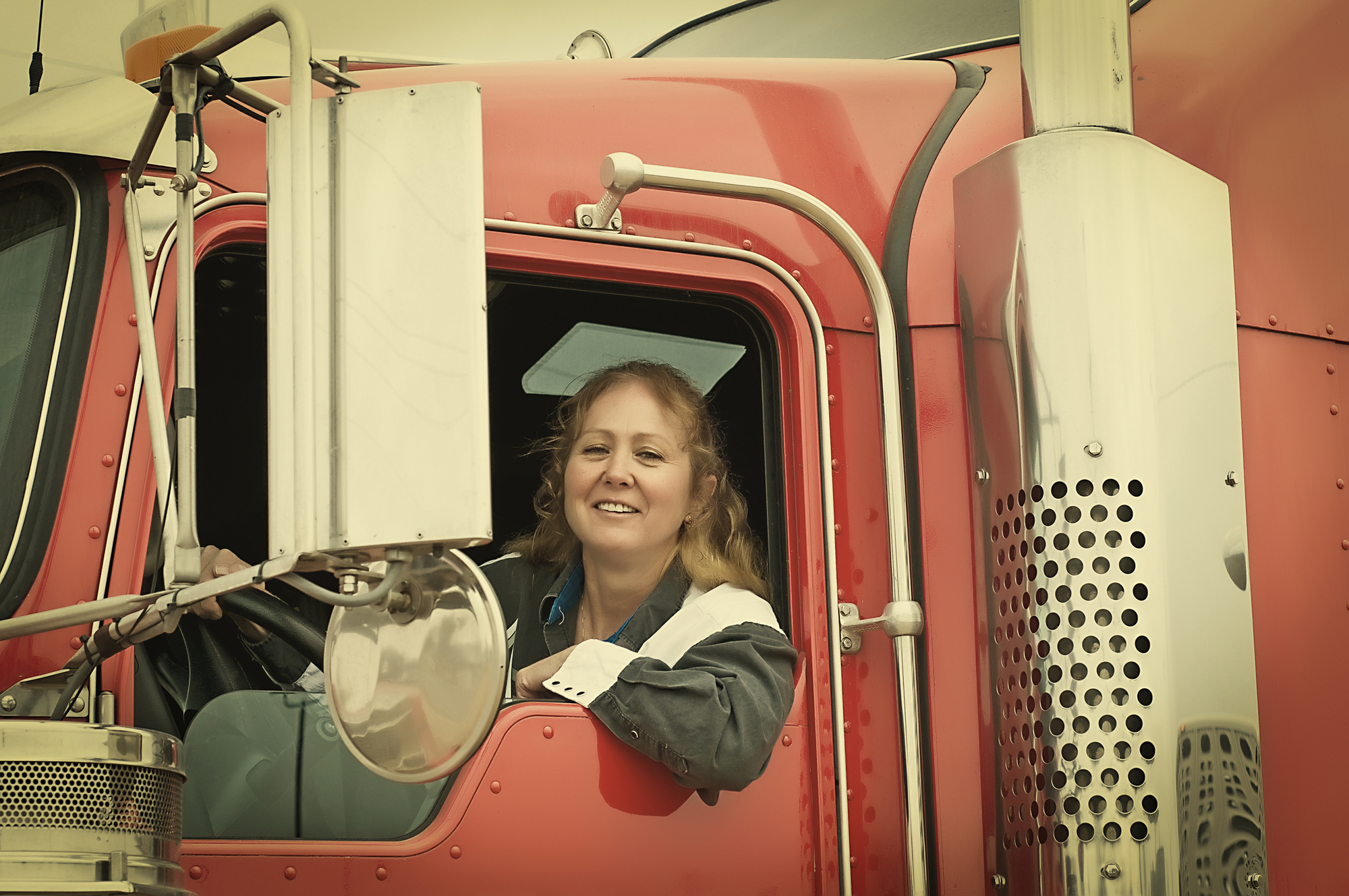 Episode 93 – Should You Become a Trucker?