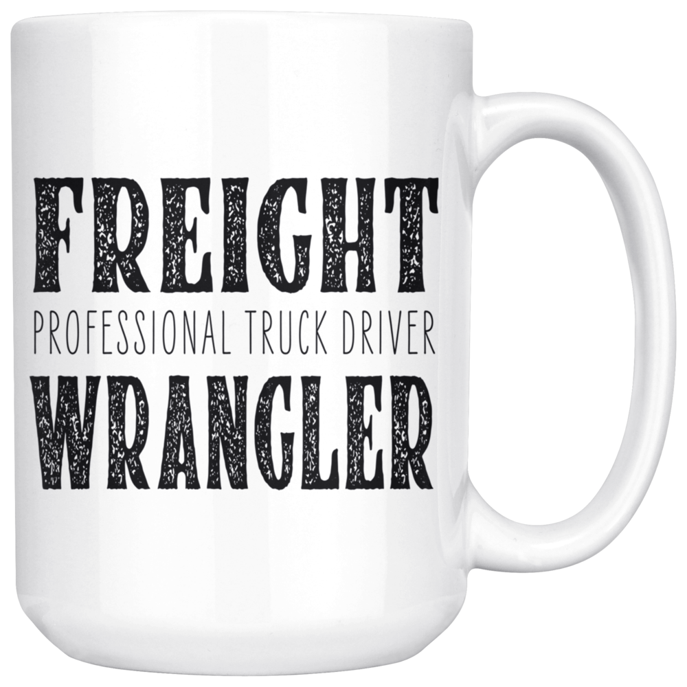 Truck Driving Success Freight Wrangler