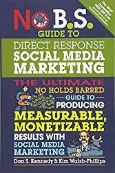 Book Cover: No B.S. Guide To Direct Response Social Media Marketing