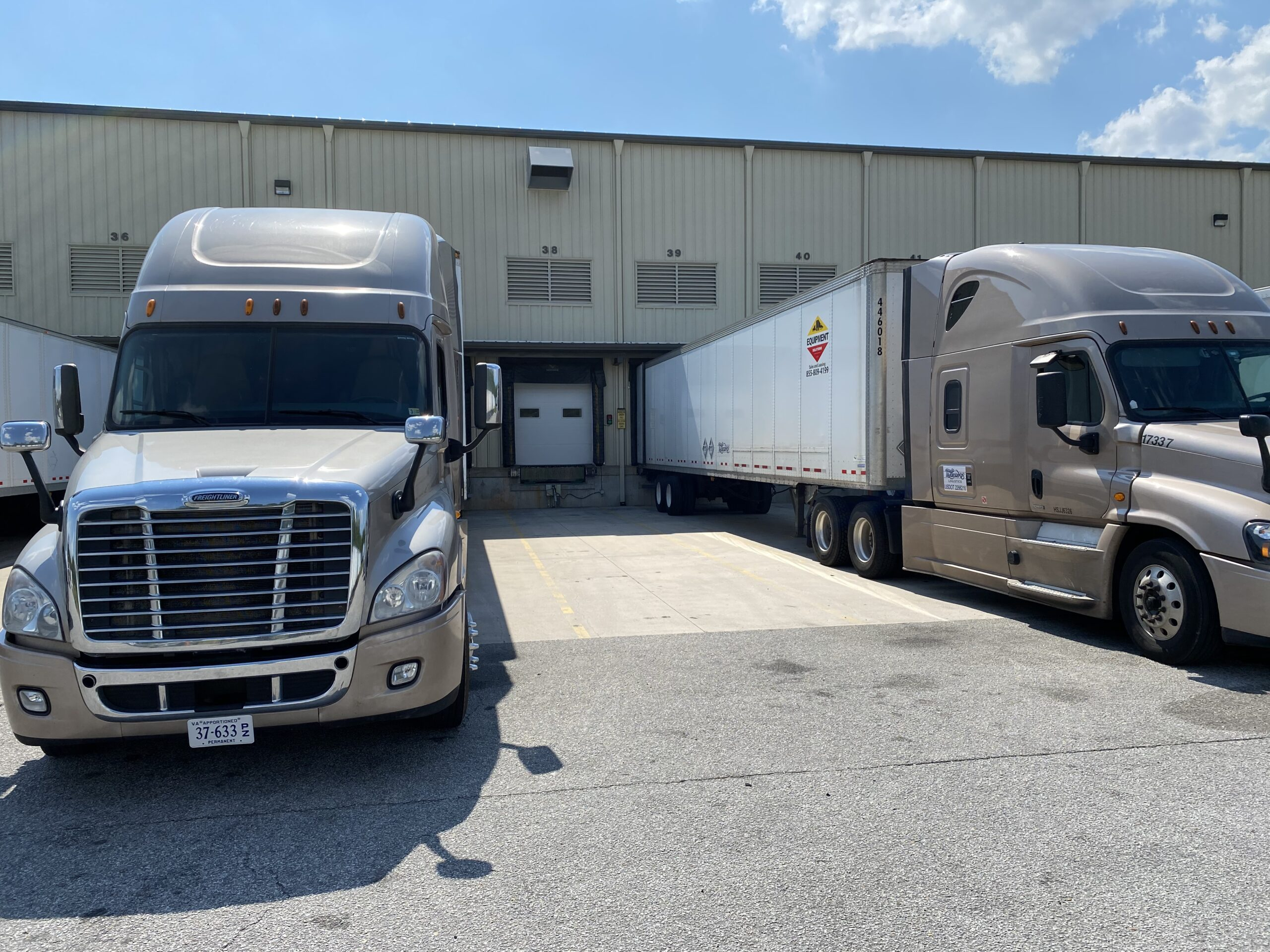 First Load as an Independent Owner Operator Motor Carrier Didn't Go According to Plan